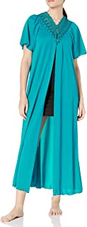 Shadowline Women's Beloved 54 Inch Flutter Sleeve Long Peignoir Robe
