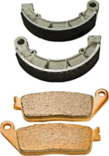 Front and Rear Brake Pads Shoes for Honda VF 750 C Magna Delux 1994 1995 1996 1997 1998 1999 2000 2001 2002 2003