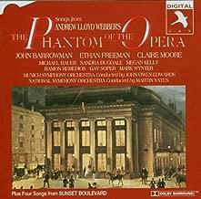 Songs From Andrew Lloyd Webber's The Phantom Of The Opera Songs From Sunset Boulevard 1993 Studio Cast