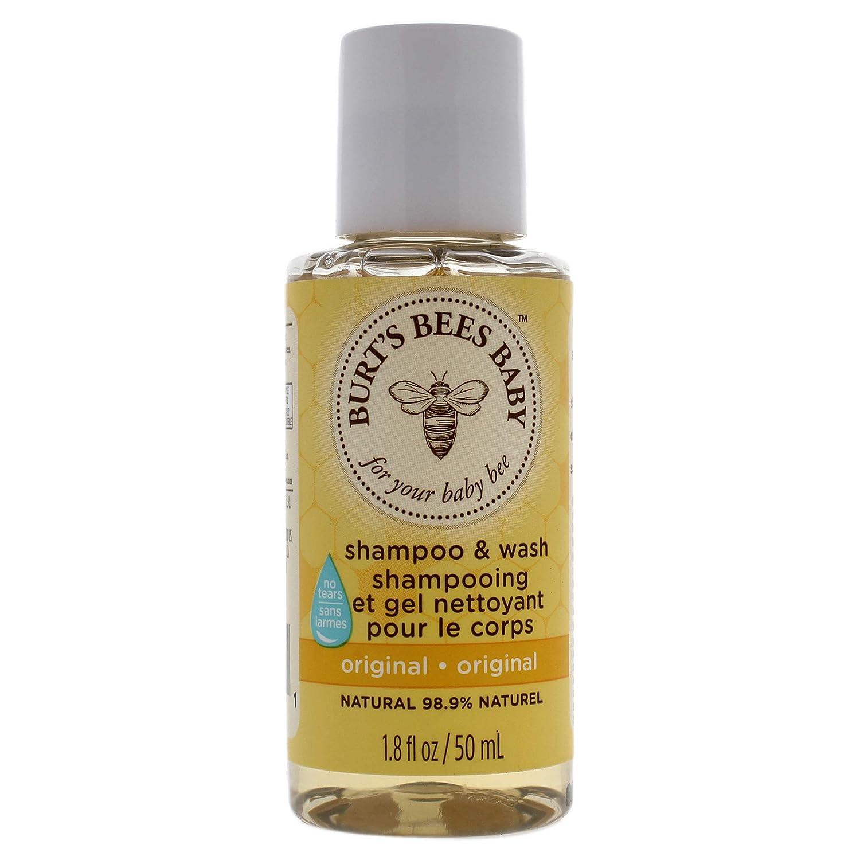 Burts Bees Baby Bee Shampoo And Wash, 1.8 FZ