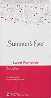 Summer's Eve Douche, Sweet Romance, 2 Units