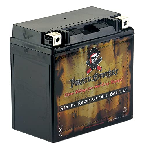 YTX14-BS High Performance - Rechargeable - Maintenance Free - Sealed AGM Motorcycle Battery