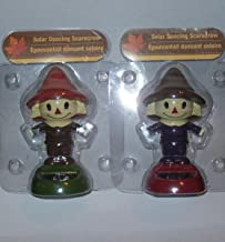 Solar Dancing Scarecrows (LOT of 2) New for 2014