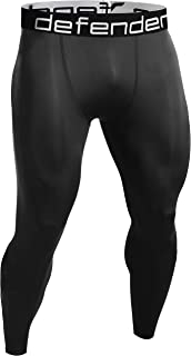 Men's Compression Baselayer Pants Legging Shorts Shirts Tights Running