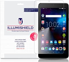iLLumiShield Screen Protector Compatible with Nook Tablet 7 inch (2016)(2-Pack) Clear HD Shield Anti-Bubble and Anti-Fingerprint PET Film