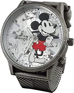 Mickey Mouse Men's Metal Watch