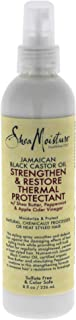 Shea Moisture Jamaican Black Castor Oil Strengthen & Grow Thermal Protectant, 8 Oz