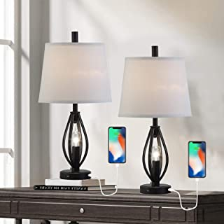 Amazon Com Table Lamps 10 To 11 Inch Table Lamps Lamps Shades Tools Home Improvement