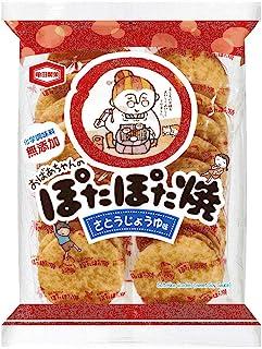 亀田製菓 ぽたぽた焼 20枚×12袋