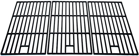 Direct store Parts DC102 Porcelain Cast Iron Cooking grid Replacement Master Forge, Perfect Flame Gas Grill