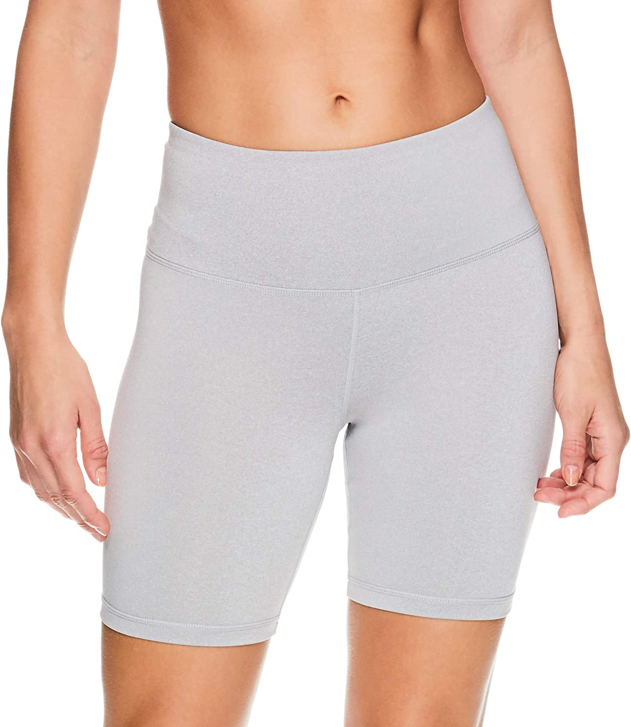 Reebok Women's Compression Running Shorts - Easy-to-use Waisted Perform High Japan Maker New