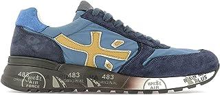 PREMIATA MICK4056 - Sneakers Luxury Fashion, da uomo, colore: blu, autunno inverno 19