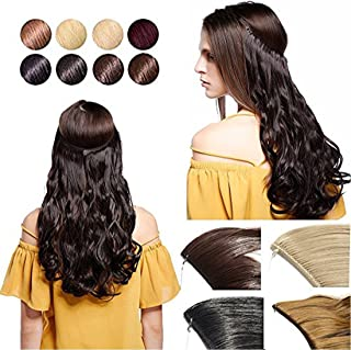 Best rubber band hair extensions Reviews