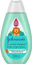 JOHNSON'S, Shampoo, No More Tangles Kids Shampoo, 500ml