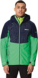 Regatta Great Outdoors Mens Sacramento IV Waterproof 3-in-1 Jacket