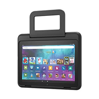 Amazon Kid-Proof Case for Fire HD 8 tablet | Only compatible with 10th gen. tablet (2020 release), Black