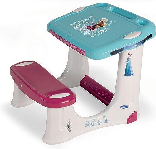 venta al por mayor barato Smoby Smoby Smoby 28116 Frozen Pupitre frozen + 39 accesorios escolares  últimos estilos