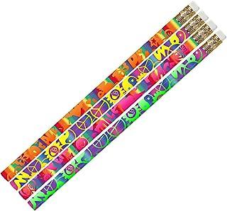 Musgrave Pencil MUS2496G Peace Motivational Pencils (Pack of 144)