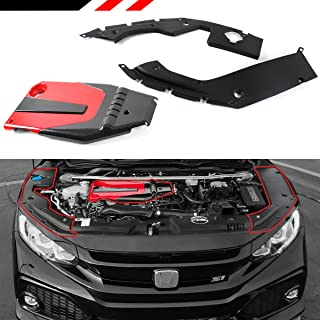 Best 2016 civic engine cover Reviews