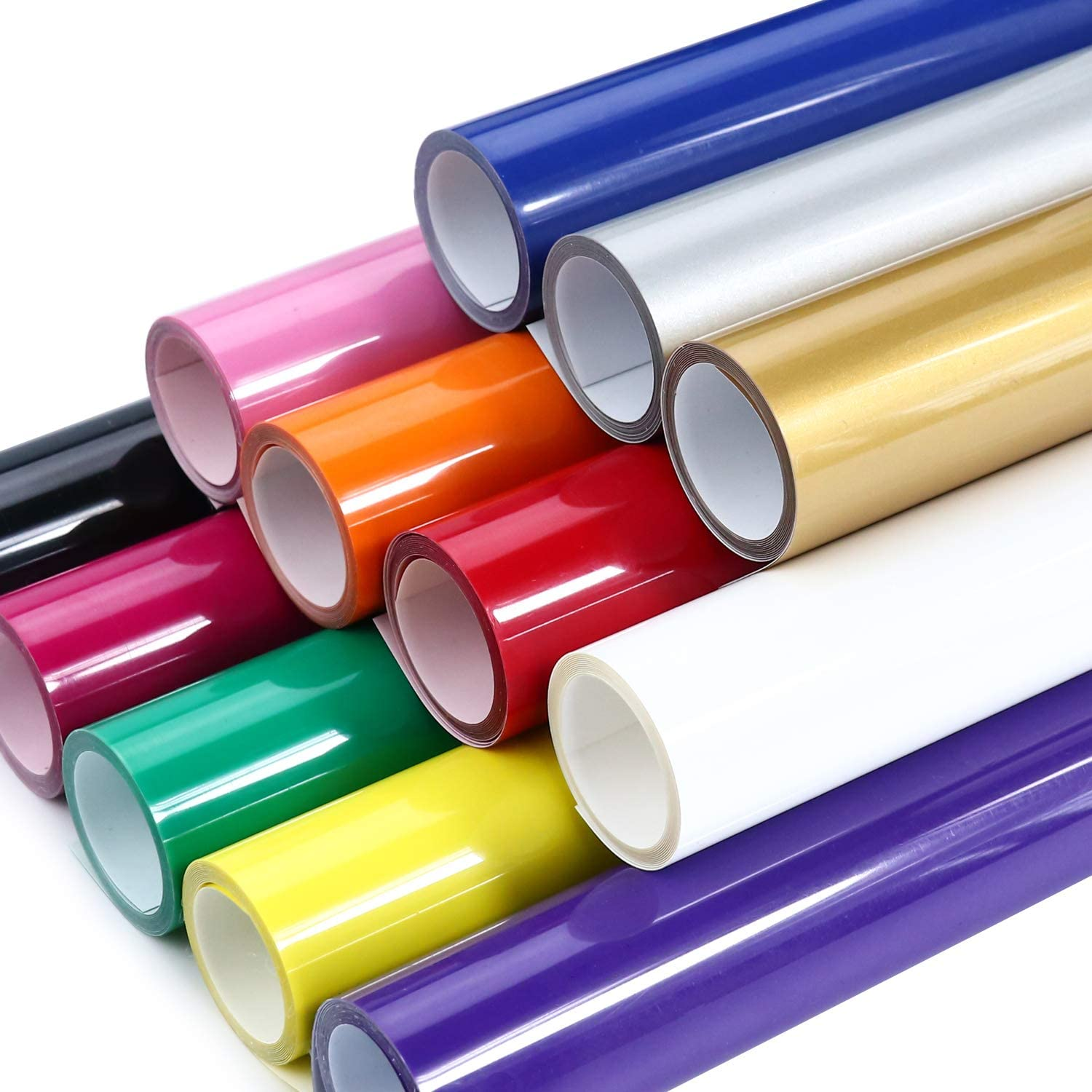 Heat Transfer Vinyl HTV for Now free shipping T-Shirts 3 by Feet Rolls Inches 12 Low price