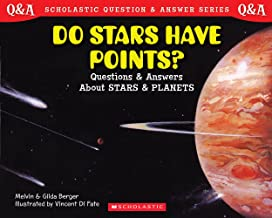 Scholastic Question & Answer: Do Stars Have Points?