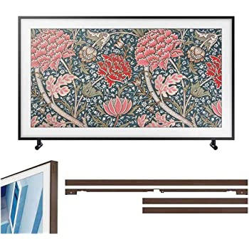 Amazon Com Samsung Qn65ls03ra The Frame 3 0 65 Qled Smart 4k Uhd Tv 2019 With Extra Frame Electronics