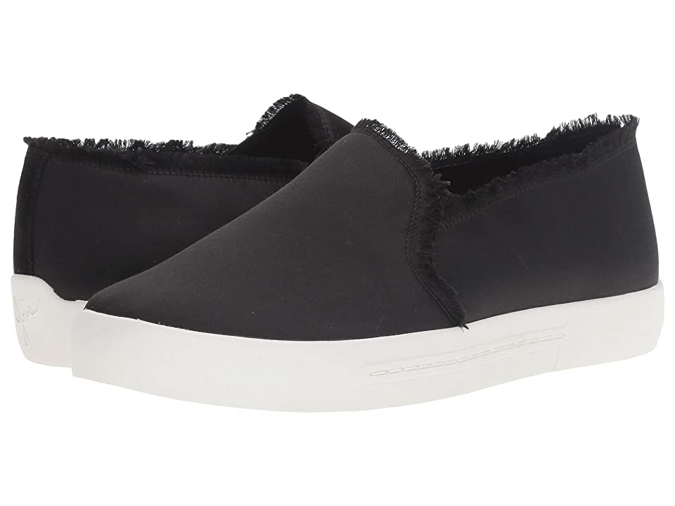 Joie Huxley (Black Frayed Edge Satin) Women