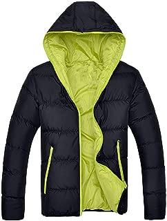 Surprise-Show Men Casual Hooded Parka 2018 Winter Couple Cotton Slim Fit Coat Thick Warm Homme's Parka