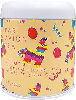 Par Avion Tea, Piñata - Small Batch Loose Popping Candy Tea Magic In Your Cup - 2 oz