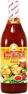 Mae Ploy Brand Chili Sweet Sauce, 25oz Glass Bottle