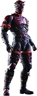 Square Enix Metal Gear Solid V: The Phantom Pain: The Man on Fire Play Arts Kai Action Figure