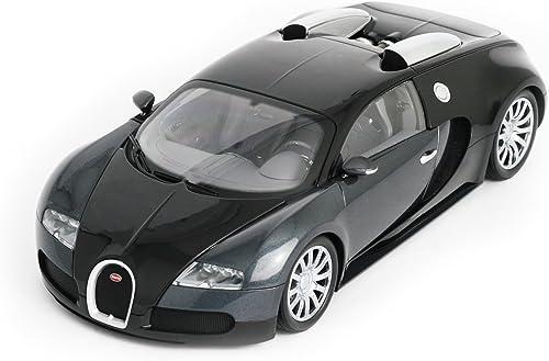 Bugatti Veyron - 2009 - Schwarz  Grau metallic 1 18