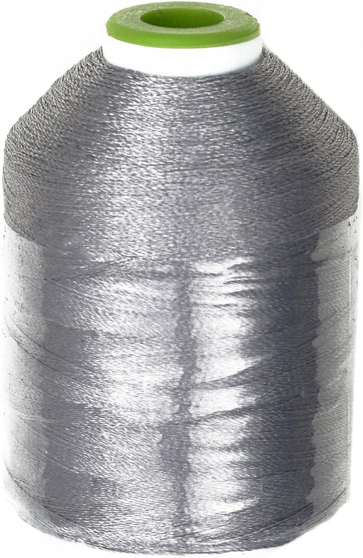 Coats & Clark Trilobal Embroidery Thread 1100 YD Slate