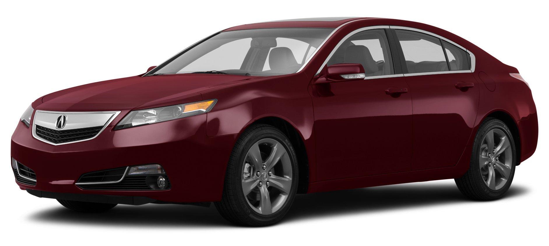 ... 2014 Acura TL Advance, 4-Door Sedan Automatic Transmission 2-Wheel Drive ...