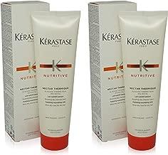 Kerastase Nutritive Nectar Thermique, Polishing Nourishing Milk 5.1 Ounce, (2PACK)