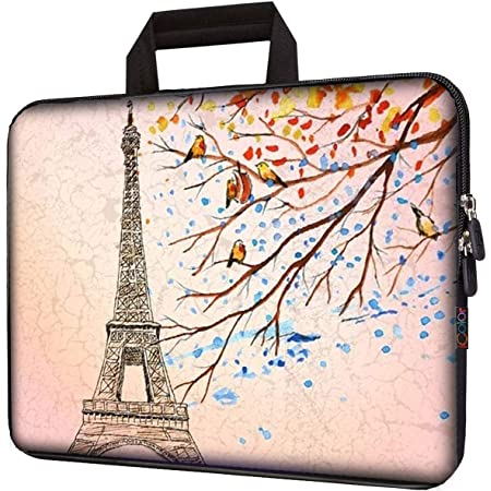 C COABALLA Laptop Bag Oriental Patchwork of Diagonally Aligned Laptop Sleeve Bag Water-Resistant Protective Case Bag Compatible with Any Notebook AM025394 17 inch//17.3 inch