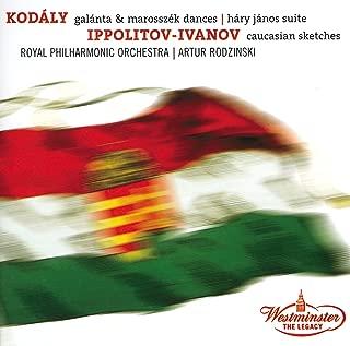 Kodály: Háry János Suite - Viennese musical clock