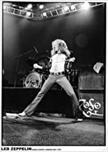 ArtIFicial Led Zeppelin Earls Court 1975 Music Poster 23.5x33 inch