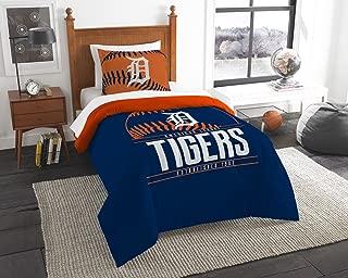 detroit tigers twin bedding set