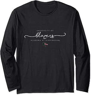 uab long sleeve t shirts