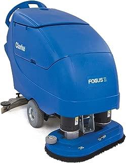 Clarke Floor Scrubber, Focus II Rider, 28