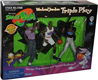 Best michael jordan space jam action figure Reviews
