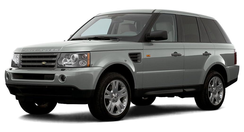 Range Rover Sport >> 2007 Land Rover Range Rover Sport