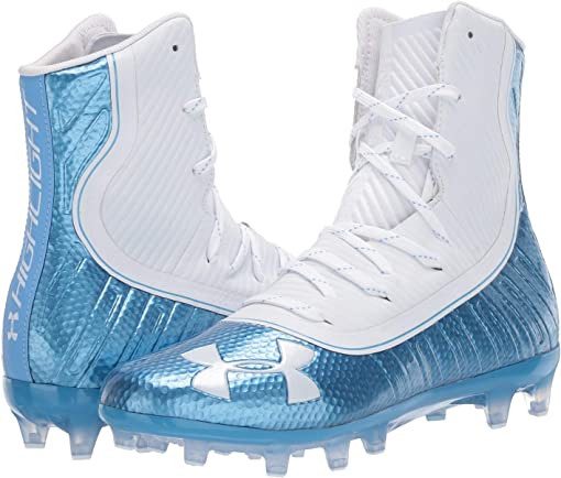 Carolina Blue/White