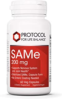 Protocol For Life Balance - Same 200 mg - Supports Nervous System and Joint Health, Pain and Stress Relief, Mood Support, ...