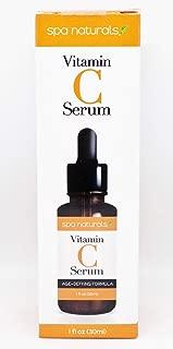 Spa Naturals, Vitamin C Serum, Age Defying Formula, 1 FL OZ