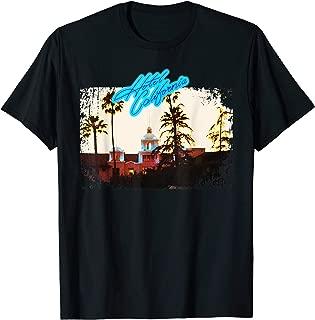 Eagles T-Shirt Hotel California Shirt