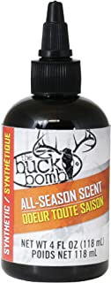 Buck Bomb Synthetic All-Season Attractant, The