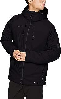 [MAMMUT]インサレーションジャケット (マムート) ライム インサーレション フレックス フーデッド ジャケット アジアンフィット メンズ メンズ black EU S (日本サイズM相当)