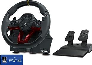 Volant et pédales PS4 [Nouveau modèle] Sans fil Wireless officiel Sony PS4 sous licence